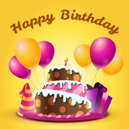Birthday Video Maker-Happy Birthday Wishes By Arti Sharma