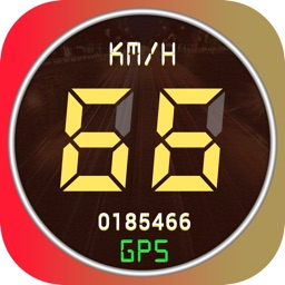Speedometer GPS. Speed Tracker, Mileage Log