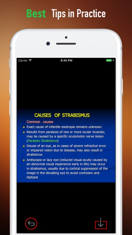 Pediatric Ophthalmology and Strabismus-Eye Health screenshot-3