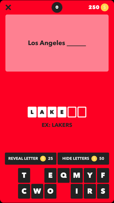 点击获取Trivia Pop: Team Blanks