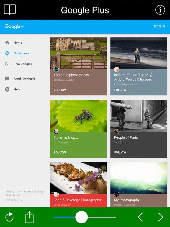Thumb Web Browser Screenshots
