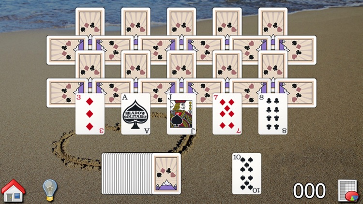 All-Peaks Solitaire screenshot-4