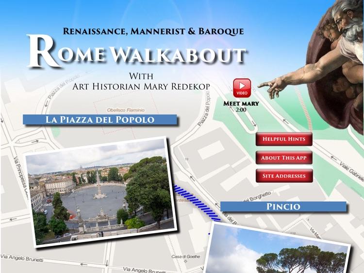 Renaissance, Mannerist & Baroque Rome Walkabout