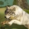 オオカミ: オオカミ狩猟シミュレータ生活フィードと成長