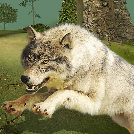 Волк: волки охота симулятор жизни корма и расти