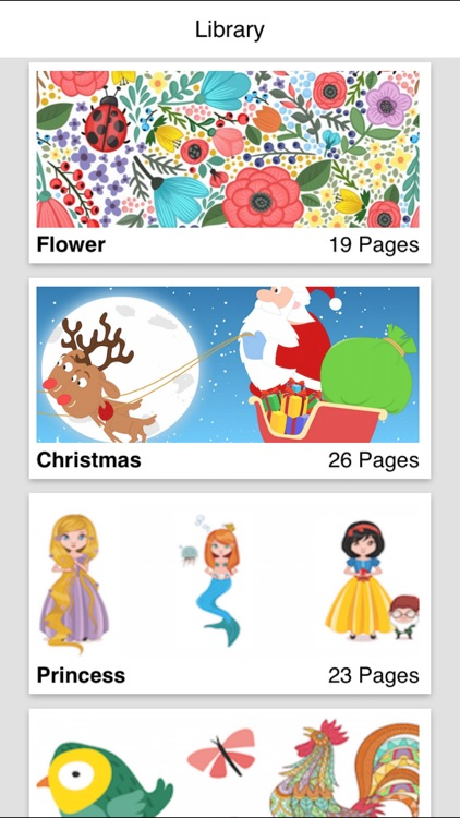Recolor - Colory Book For Kids and Adults