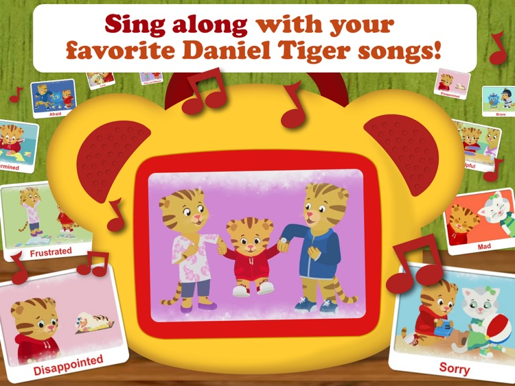 Daniel Tiger's Grr-ific Feelings screenshot-1