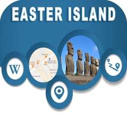 Easter Island Offline Maps with Navigation
