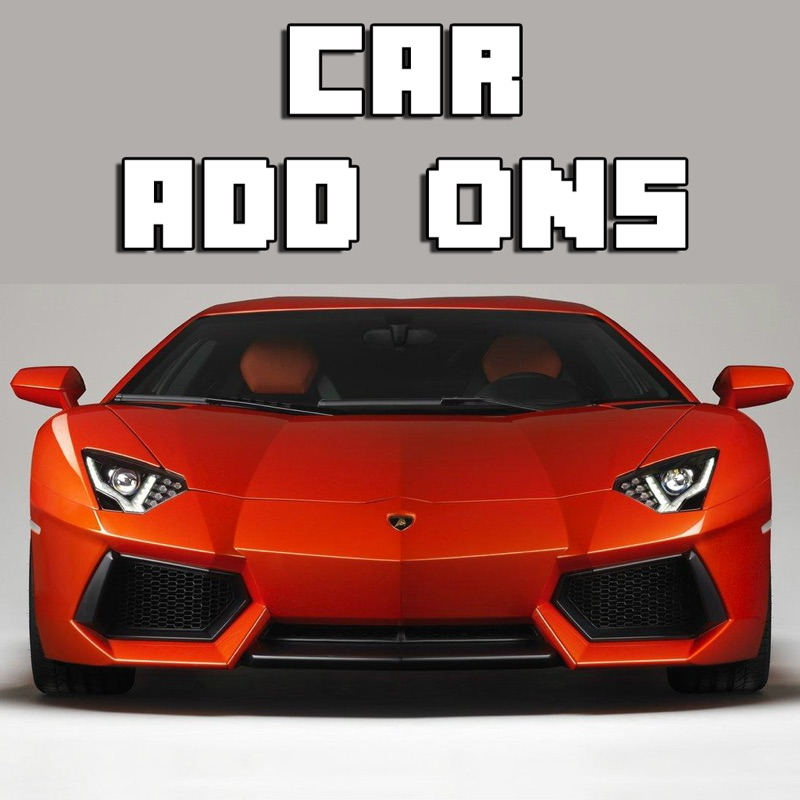 CAR & BIKE ADD ONS FOR MINECRAFT PE GAMES Hack Tool