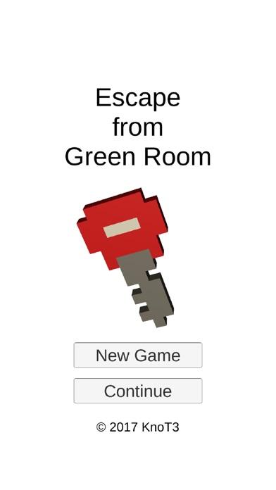 脱出ゲーム: Escape from Green Room紹介画像3