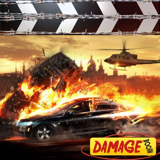Damage Booth - Funny Prank Photo Effects Editor
