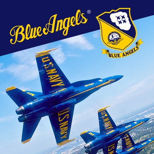 Blue Angels: Aerobatic Flight Simulator icon