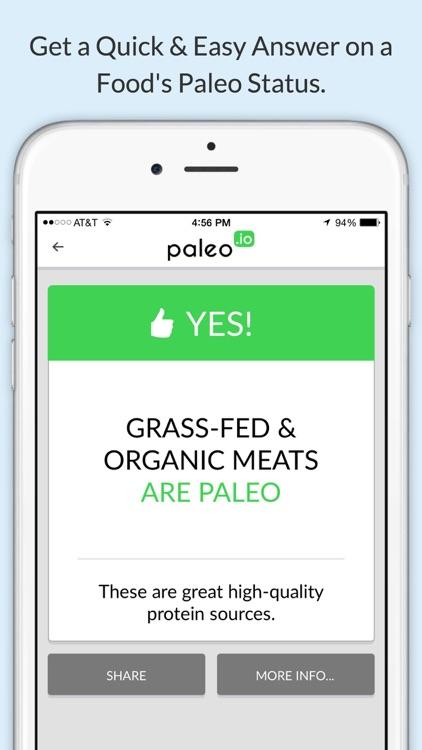 Paleo (io) screenshot-3