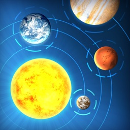 3D Solar System For Kids 2 – Planets