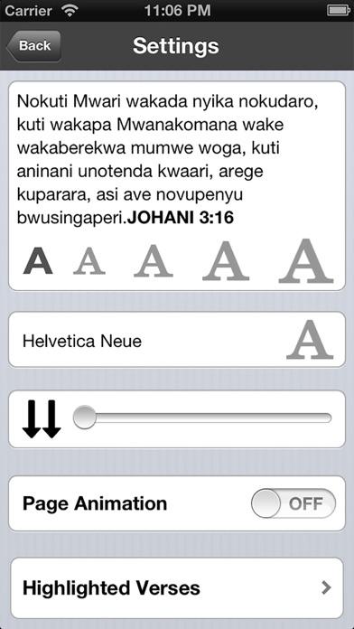 Get Shona Bible screenshot four