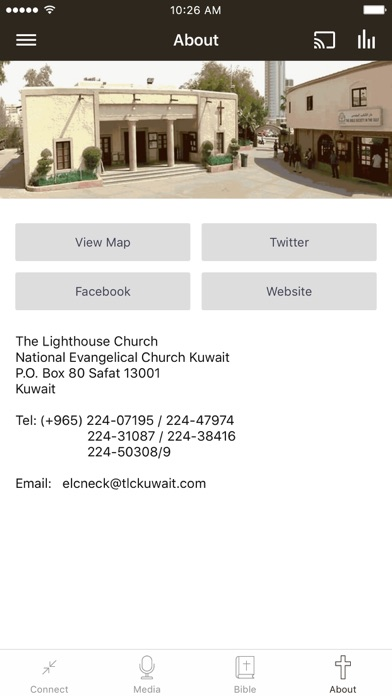 The Lighthouse Church Kuwait screenshot 3