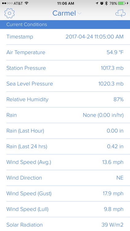 WeatherFlow Smart Weather screenshot-1