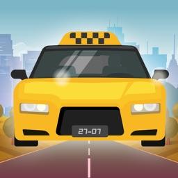 Taxi Driver ~ Car Driving Racing Simulator Game