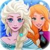 Super Hero Princess Dress-up The Frozen Power game