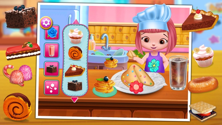 Fortune Cookie Maker -  Chinese Food Super Chef screenshot-4