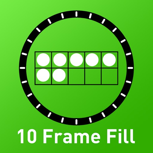 10 Frame Fill by Classroom Focused Software