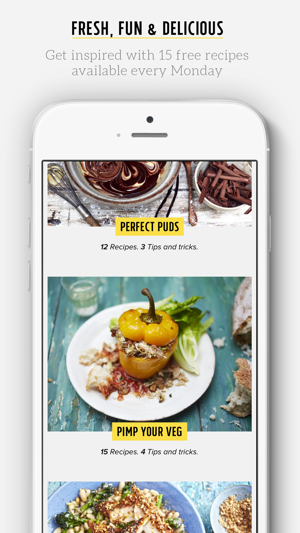 Jamies recipes on the app store forumfinder Images