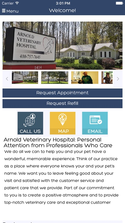 Arnold Veterinary Hospital