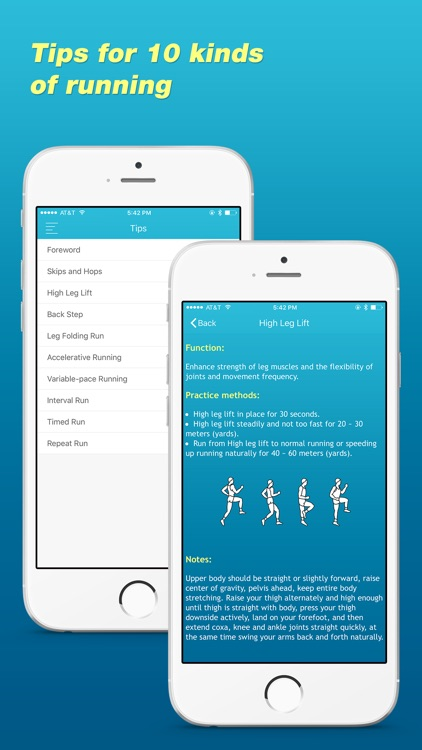 Run Coach Pro - Becoming Marathon Runner screenshot-3