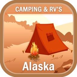 Alaska Campgrounds & Hiking Trails Offline Guide