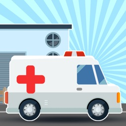 Ambulance Rescue City 3D: Emergency Driving Doctor