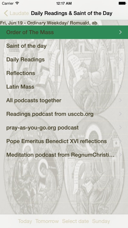 Laudate - #1 Catholic App screenshot-1