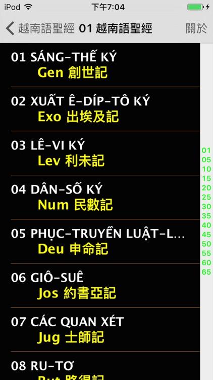 越南語聖經 Vietnam Audio Bible screenshot-4