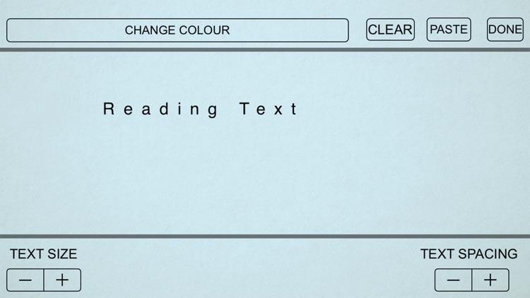 Dyslexia Paper Pro screenshot-4