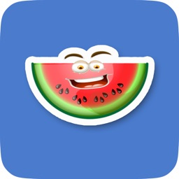 Animated Watermelon Emoji