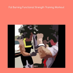 Fat burning functional strength training workout