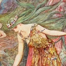 "Andrew Lang's Fairy Tales:  The ""Colored"" Fairy Books and The Arabian Nights"