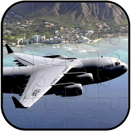 Airplane Jigsaw Puzzle Game Free For Kid And Adult