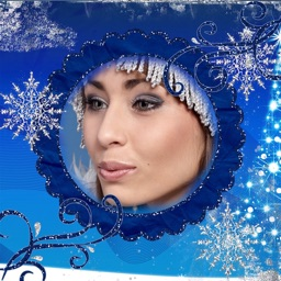 Winters Photo Frames & Snowfall Picture Effects