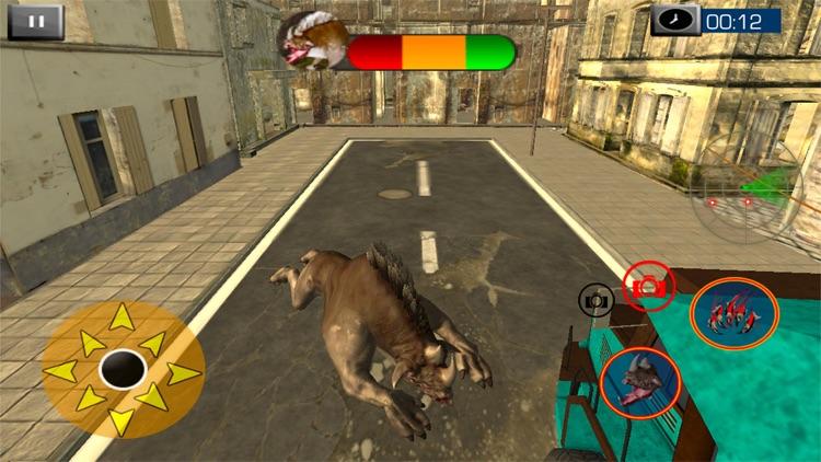 Angry Monster Simulator 2017: Giant Beast