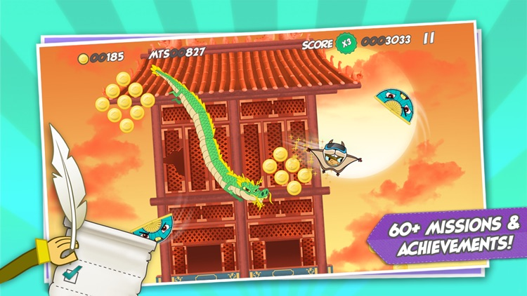Sky Hero ® screenshot-3