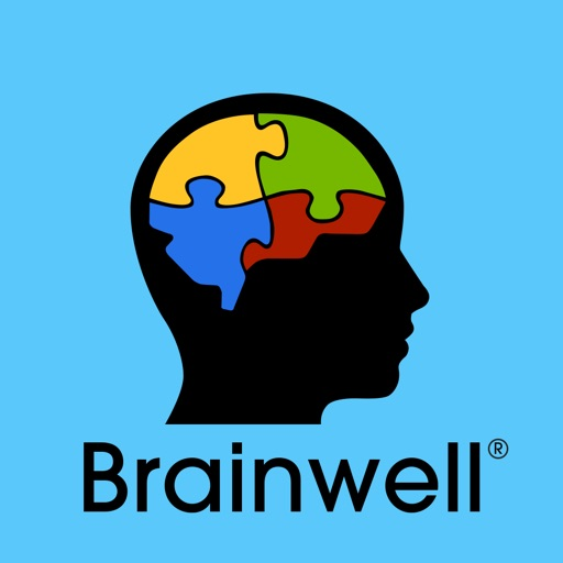 Brainwell - Brain Training & Memory Games for Free app logo
