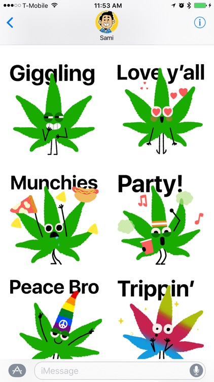 Weed by Mojimade