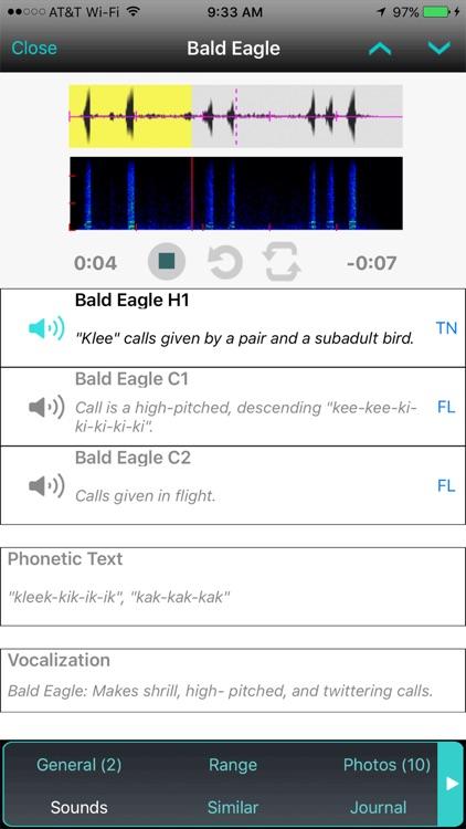 iBird Plus Guide to Birds screenshot-4