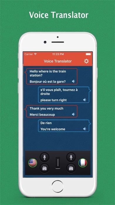 Voice Translator-Speech Trans Screenshots