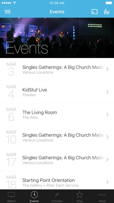 Enjoyable Buckhead Church App Price Drops Download Free Architecture Designs Lectubocepmadebymaigaardcom