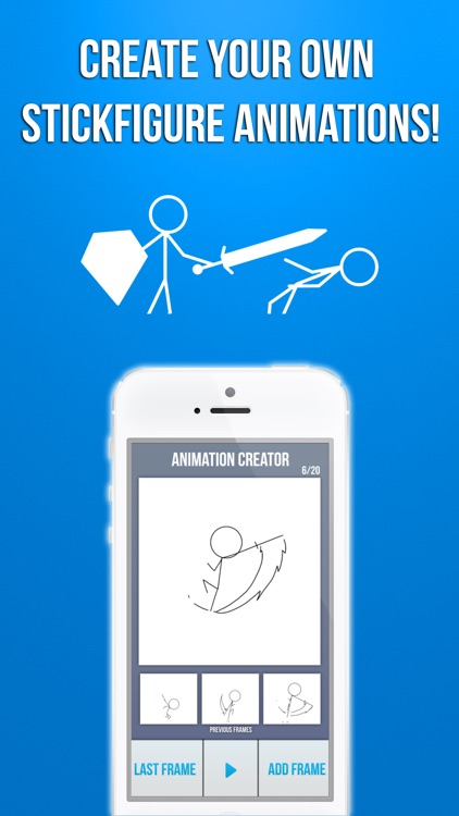 Stick Man Animation Creator