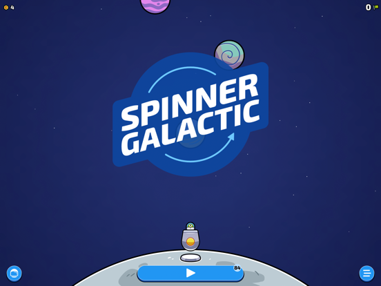 Spinner Galactic screenshot 6