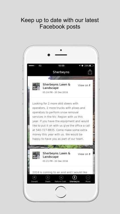 SHERBEYN'S Lawn&Landscape screenshot-3