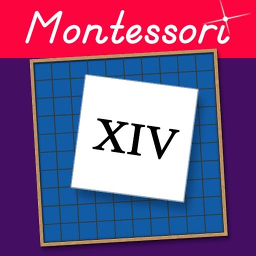 Roman Numerals - Montessori Math