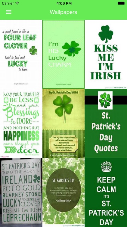 St. Patrick's Day Quotes - Motivational Quotes